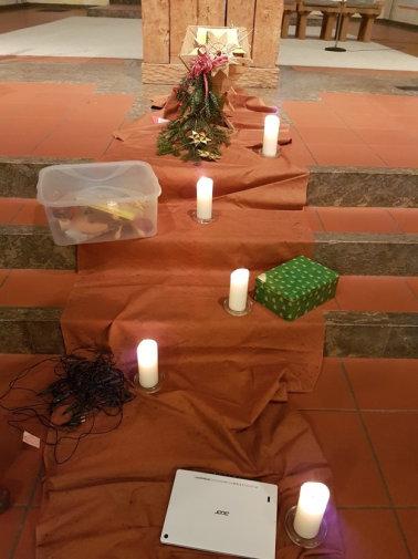 Fürbitten Advent Familiengottesdienst