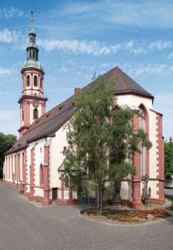 Offenburg Heilig-Kreuz Pfarrei Heilig-Kreuz Offenburg
